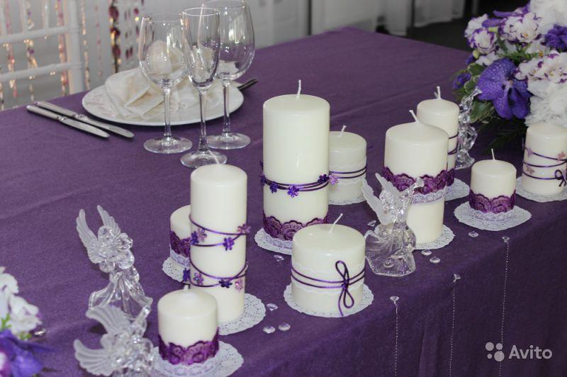 Как украшать личный Как оформить свечи на